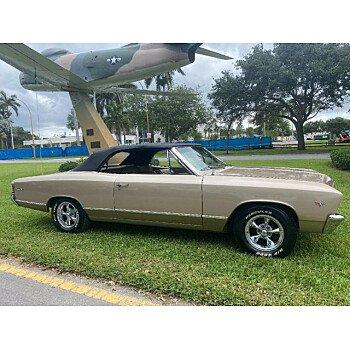 1967 Chevrolet Chevelle for sale 101544502