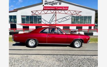 1967 Chevrolet Chevelle for sale 101608655