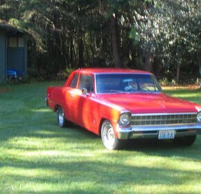 1967 Chevrolet Chevy II for sale 100997120