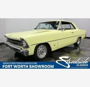 1967 Chevrolet Chevy II for sale 101000431