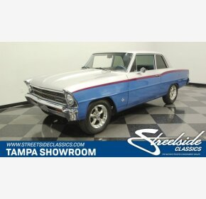 1967 Chevrolet Chevy II for sale 101026632