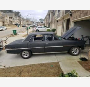 1967 Chevrolet Chevy II for sale 101091301