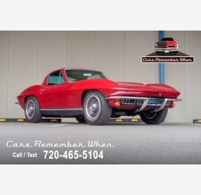1967 Chevrolet Corvette Coupe for sale 101116358