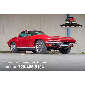 1967 Chevrolet Corvette Coupe for sale 101116358