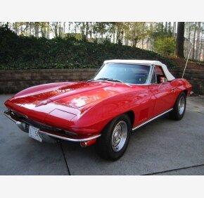 1967 Chevrolet Corvette Convertible for sale 101215256