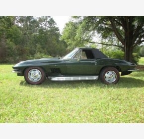 1967 Chevrolet Corvette Convertible for sale 101244027