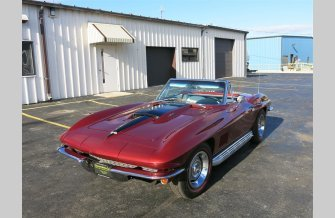 1967 Chevrolet Corvette Convertible for sale 101248457