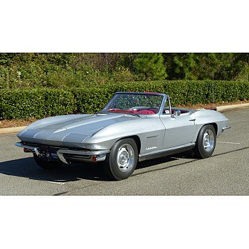 1967 Chevrolet Corvette Convertible for sale 101300824