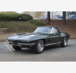 1967 Chevrolet Corvette Convertible for sale 101307984