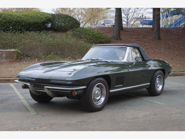 1967 Chevrolet Corvette Convertible for sale 101307984