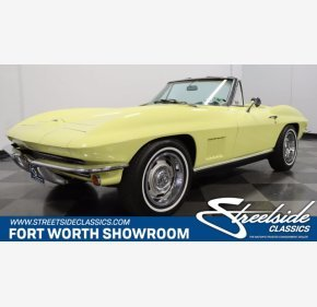 1967 Chevrolet Corvette Convertible for sale 101345279