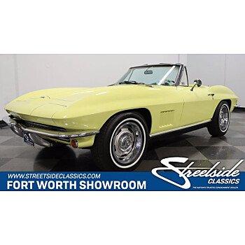 1967 Chevrolet Corvette Convertible for sale 101345279