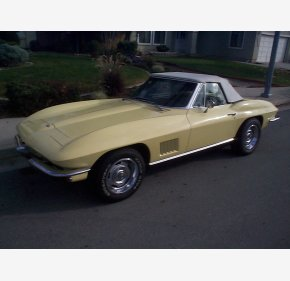 1967 Chevrolet Corvette Convertible for sale 101351541