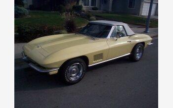 1967 Chevrolet Corvette Convertible for sale 101351541