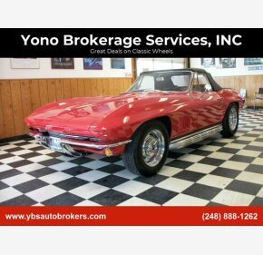 1967 Chevrolet Corvette Convertible for sale 101394196
