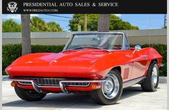 1967 Chevrolet Corvette Convertible for sale 101520624