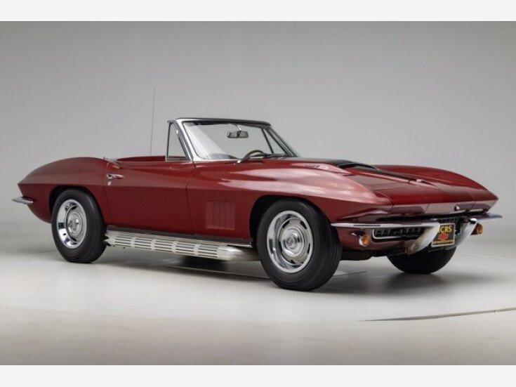 1967 Chevrolet Corvette Convertible for sale 101606978