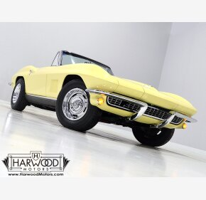 1967 Chevrolet Corvette Convertible for sale 101250345