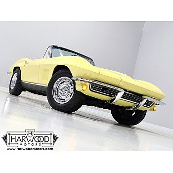 1967 Chevrolet Corvette Convertible for sale 101250345