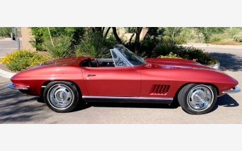 1967 Chevrolet Corvette Convertible for sale 101400844
