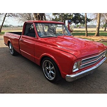 1967 Chevrolet Custom for sale 100867287