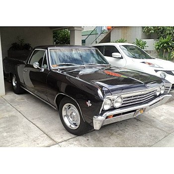 1967 Chevrolet El Camino for sale 100907134
