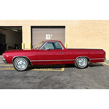 1967 Chevrolet El Camino for sale 100956753