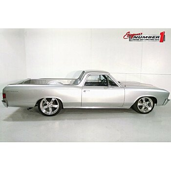 1967 Chevrolet El Camino for sale 100976472