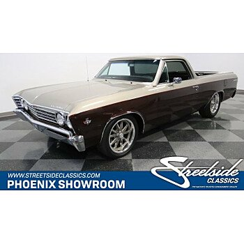 1967 Chevrolet El Camino for sale 101160561