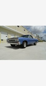 1967 Chevrolet El Camino for sale 101171777