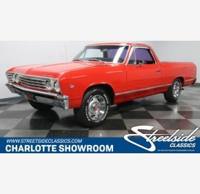 1967 Chevrolet El Camino for sale 101289464