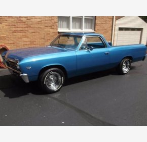 1967 Chevrolet El Camino for sale 101338266