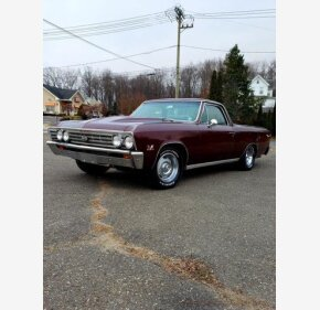 1967 Chevrolet El Camino for sale 101443887