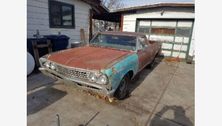 1967 Chevrolet El Camino for sale 101460850
