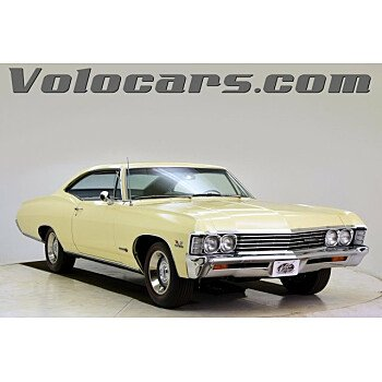 1967 Chevrolet Impala for sale 100968375