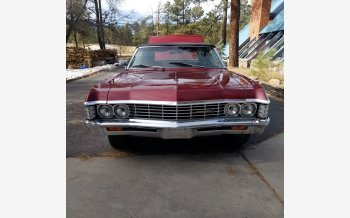 1967 Chevrolet Impala SS for sale 101237894