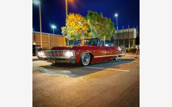 1967 Chevrolet Impala Convertible for sale 101282717