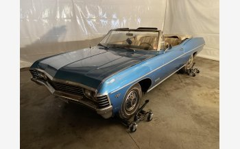 1967 Chevrolet Impala for sale 101487265