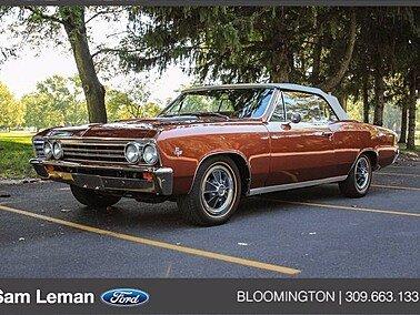 1967 Chevrolet Malibu for sale 101423238
