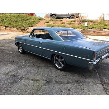 1967 Chevrolet Nova for sale 101066612
