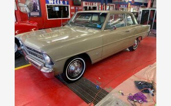 1967 Chevrolet Nova for sale 101619666