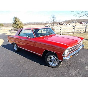 1967 Chevrolet Nova for sale 101099526