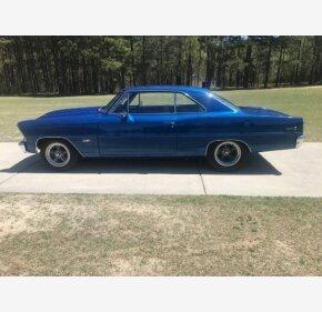 1967 Chevrolet Nova for sale 101124306