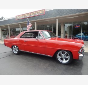 1967 Chevrolet Nova for sale 101193225