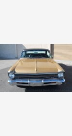 1967 Chevrolet Nova for sale 101235639