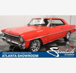 1967 Chevrolet Nova for sale 101322300