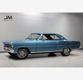 1967 Chevrolet Nova for sale 101354599