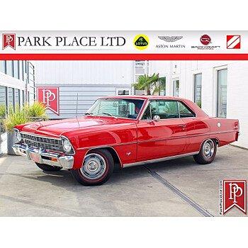 1967 Chevrolet Nova Coupe for sale 101362401
