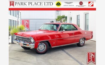 1967 Chevrolet Nova Coupe for sale 101362401