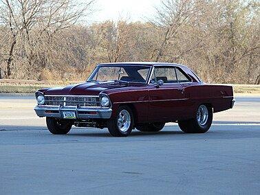 1967 Chevrolet Nova for sale 101401139